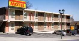 Motel in den USA